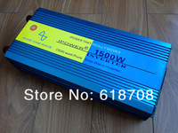 1500 1500W Pure Sine Wave Power Inverter Converter 12V DC to 220V AC 3000 Watt Peak