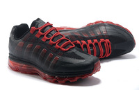 Brand 360 Running Shoes in Black Red Color for Sale