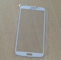White Genuine Samsung Galaxy Mega 6.3 i9200 i9205 i527 Outer Screen Glass with tools