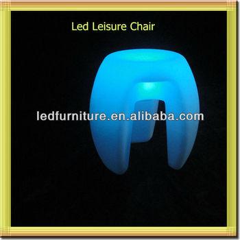 luminous led chairs