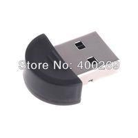 Free shipping  20pcs/Lot USB 2.0 Mini Bluetooth V2.0 EDR Dongle Adapter, Bluetooth USB Adapter 100M  BA-1