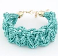 Fashion European Star Style Bohemia Vintage Beads Multicolor Bracelet B573