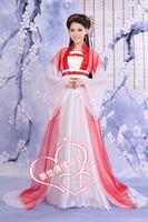 Costume clothes women's tang suit guqin costume hanfu costumes fairies