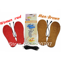 New Warming Pair  heatable Insoles Fits Shoe Sizes for men