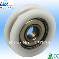 performance plastic small window wheel pulley / sliding window pulley