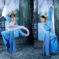 Theglabellum clothes costume hanfu dance clothes costume