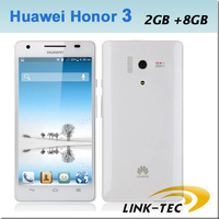 "New 2013 Huawei Honor 3 Outdoor ip57 4.7"" Gorilla glass 2GB RAM/8GB K3v2 Quad core 1.5Ghz android 4.2 smart phone LT11"