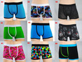 100%contton and 100%underwear boxer  underwear/mens underwear/the underwear hot free ship
