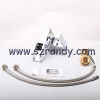 single handle basin faucet, bathroom sink mixer tap LD8005-08A
