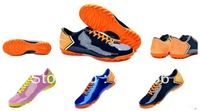 Free Shipping 2013 Brand New Football Training Boots Men's Soccer Shoes In 3 Colors Football Boots