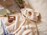 617 momo bear 3 baby cloak baby cloak diy