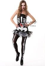 wholesale halloween costumes skeleton