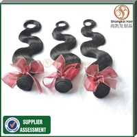 3pcs lot unprocessed virgin peruvian hair body wave wholesale hair weave, 50g hair weave, free shipping