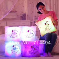 New! Tetragonal bear music pillow, built-in speakers can be connected mobile phone music, valentine's day gifts, Christmas gifts