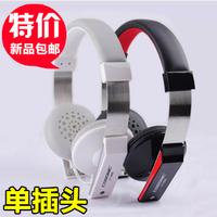 Cosonic ct-656 headset computer earphones headset single hole music earphones gaming headset