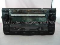 Brand new TOYOTA 86120-06590 Corolla 6 disc cd changer WMA MP3 tuner for toyota car radio