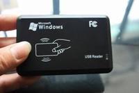 125khz RFID ID EM Card Reader & Writer&Copier/Duplicater( T5557/ EM4305 / 5200/6608)
