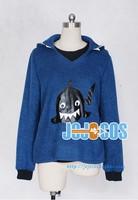 Free! - Iwatobi Swim Club Matsuoka Rin Shark Overcoat Cosplay Costume