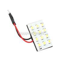 LED SMD Car Bright Interior Dome Panel Lights C H1E1