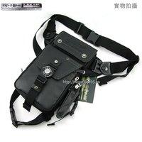 Zipzone men's uranolite series multifunctional waist pack leg bag dual-use package zip83b