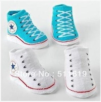 Baby Stereo Shoes, sport socks,baby footwear,Toddler shoes Socks    Free shipping