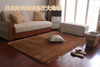 Japanese style water wash bedroom carpet coffee table carpet fashion brief carpet 2 3 meters carpet coffee