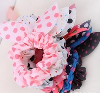 Exquisite headdress wholesale!! Bow rabbit ears hair band 120pcs/lot Free shipping