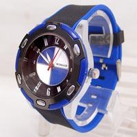 2013 New Fashion Brand Watches Men Women Sports Watches Quartz Silicone Jelly Wristwatches 8W0028