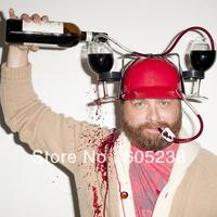 Beer Can Holder Helmet Drinking Helmet Drinking Hat