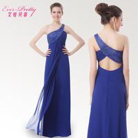 Betty elegant one shoulder formal dress  long design bridesmaid dress formal dress evening dress dress party dresses long slim
