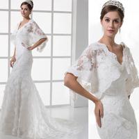 wedding dress 2014 The bride wedding dress 2014 long trailing lace tube top fish tail luxury slim hip wedding wedding dresses