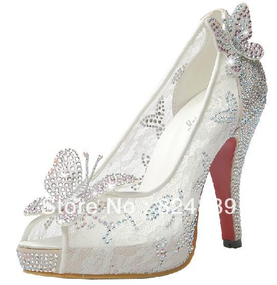 Aliexpress Popular Cinderella Glass Slipper In Shoes
