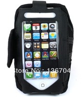 Sport Workout Arm-Band Ventilate Gym Case For Apple iPhone 5