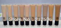 New makeup liquid foundation SPF15 40ML (25pc/lot) Free shipping