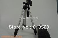 WT3110A Tripod With 3-Way Head Tripod for Nikon D7000 D80 D90 D3100 DSLR Sony NEX-5N Canon 650D 60D 600D WT-3110A