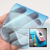 Sticky Mat Anti Slip Pad Car Dash for Phone Blue C H1E1