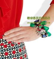 Marni fashion bracelet green grey