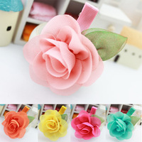 Min order is $10 freeshipping-fashion kids Baby accessories children girls hair ornaments hair bands  hair clips flower k043