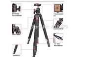 Pro FANCIER WF-6662A Travel Camera Photo Tripod For Nikon Canon Sony etc