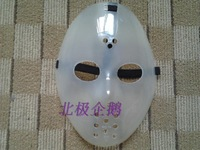 free shipping macka Mask jason  full luminous  mask halloween mascara masquerade disguise carnival costume maska maske masks