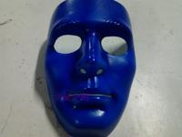 macka Quality  hip-hop  hiphop  blue , khaki , luminous  mask halloween mascara masquerade disguise carnival costume maska maske
