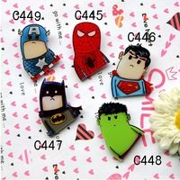 New Arrival Acrylic Cartoon Series Badge Brooches (Min order is $10 Mixed order)