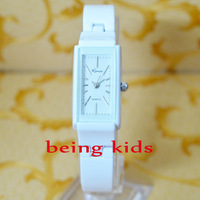 Free shipping high quality brand kimio watch factory supply japan movement women's special bracelet creative white watch K874L