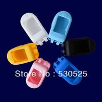 Silicon Rubber Cover for CMS50D / CMS50DL / CMS50D Plus Fingertip Pulse Oximeters, Blood Oxygen Monitors