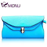Day clutch female 2013 women's female genuine leather handbag crocodile pattern shoulder bag messenger bag small bags