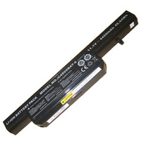 Laptop Battery 4400MAH 6 Cells For CLEVO B4100M B5130M B7110 C4100 C4500 C5100 W150 W170 W240 C4500BAT 6-87-C450S-4R4 E412S-4Y4