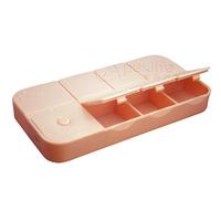 12pcs/lot storage case for medicine box Key intelligent e-kit voice kit portable kit seniority gift  pill timer dispenser