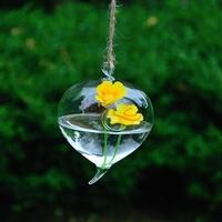 EMS Free Shipping!Hanging Vase Glass Vase Glass Decorative Bottle For  Home Decoration/Wedding Decoration/Christmas Decoration