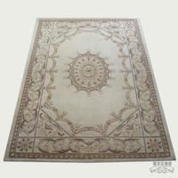 Pure wool carpet handmade carpet 1.6 2.3 meters ymj-y913