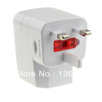 AC Travel Power Charger Converter 220V-240V to 110V-120V UK US EU AU Plug
